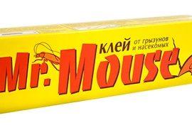MR.MOUSE клей от грызунов и насекомых (60 гр.)
