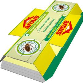 ARGUS Клеевая ловушка от тараканов (1шт.)