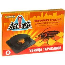 """Абсолют"" бокс-приманка от тараканов (6 штук)"