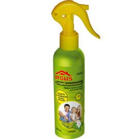 ARGUS FAMILY спрей репеллентный от комаров с курком (200 мл.)