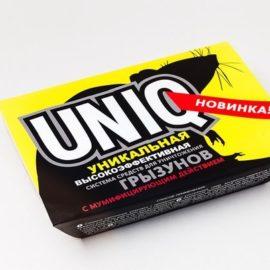 UNIQ средство от грызунов