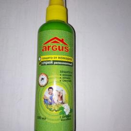 ARGUS спрей репеллентный от комаров (100 мл.)